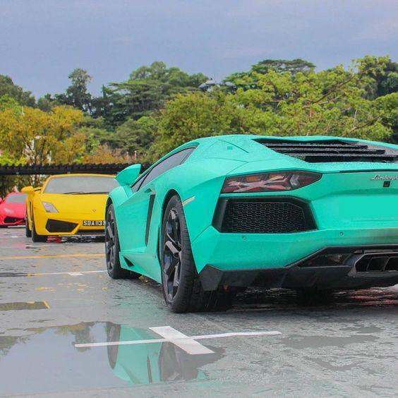 Lamborghini Skittles Follow @GentlemansCreed  Follow @GentlemansCreed  #  Freshly Uploaded To www.MadWhips.com  Photo by @exoticars_sg