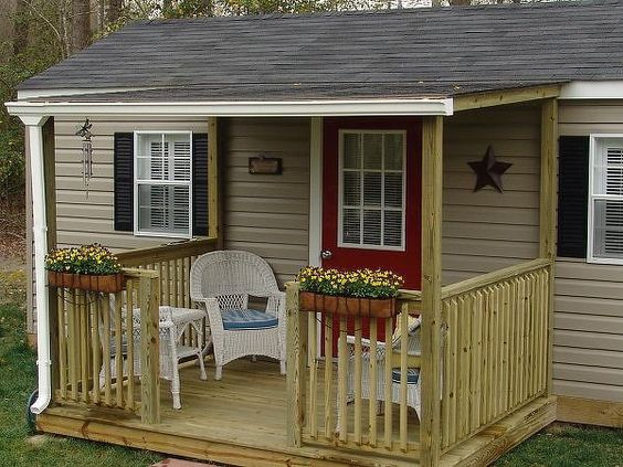 """Scrappin Shed Updated - Two Peas in a Bucket - yes, this is a """"scrap house"""" - if only I had things my way..."""