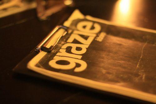 menu clipped (grazie, paris)
