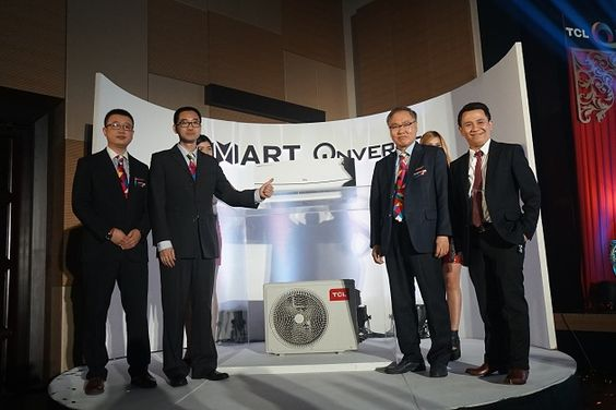 TCL Philippines takes a Quantum Leap with its Cityline C1 and TitanGold Air Conditioners