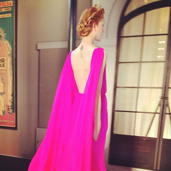 #schiaparelli #couture #PFW