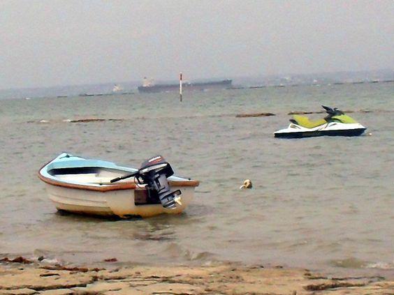 Praia de Ilhota - Mar Grande