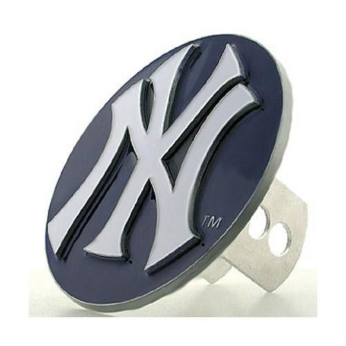 New York Yankees MLB Logo Hitch Cover