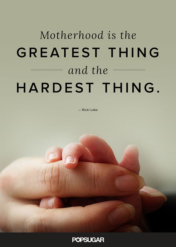 10 Beautiful Quotes About Motherhood to Share With Your