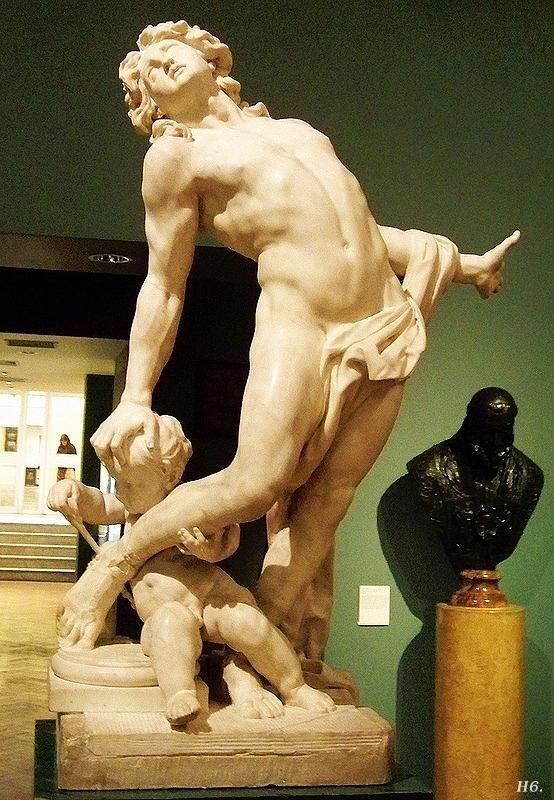 The dying Achilles. 1683. Christopher Veyrier. http://hadrian6.tumblr.com