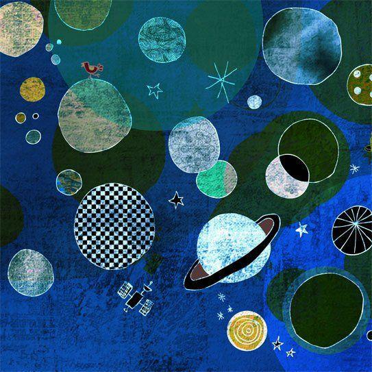 Eszter Schall - Planets: