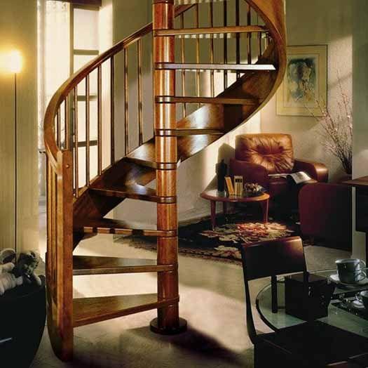 Best Modern Interior Design With Spiral Stairs Contemporary 640 x 480