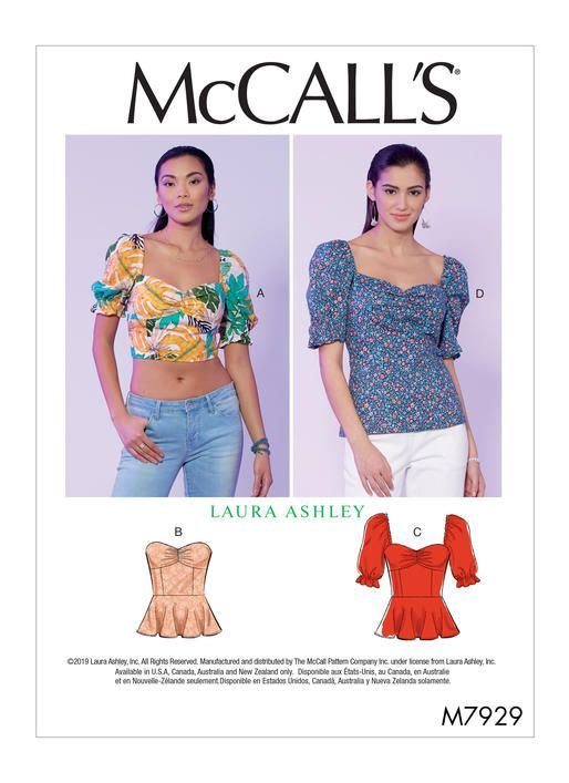 New Sewing Patterns Mccall S Patterns Mccalls Sewing Patterns
