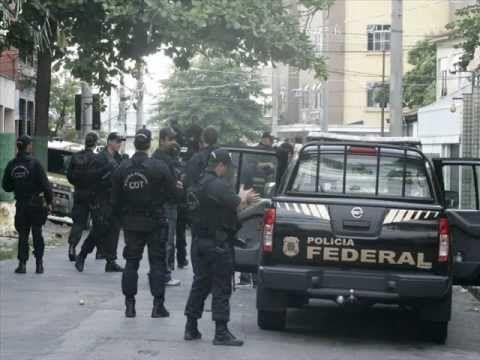 OPERAÇÕES DA POLÍCIA FEDERAL