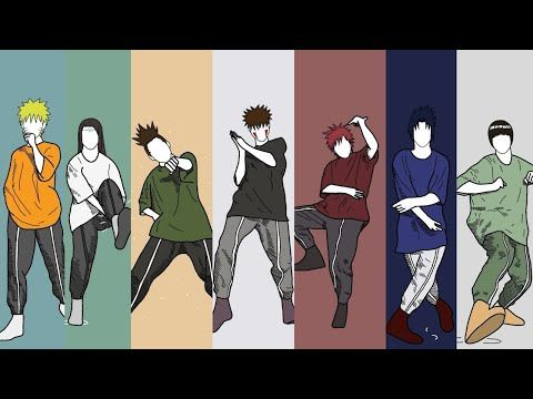 Naruto Boys Dance Live Wallpaper Youtube In 2021 Naruto Boys Cute Anime Wallpaper Dance Wallpaper