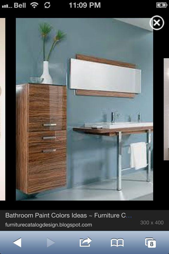 Bathroom inspiration!