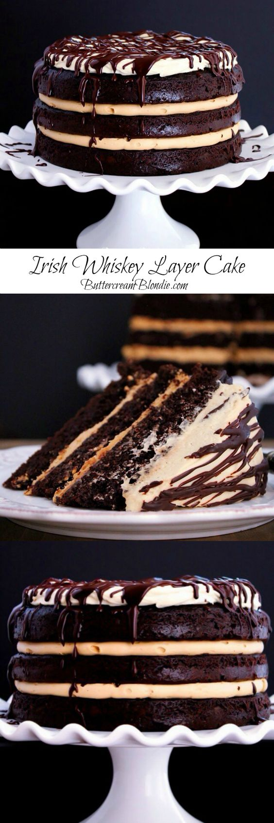 Whiskey Layer Cake | Recipe | Whiskey, Cake Layers and Layer Cakes