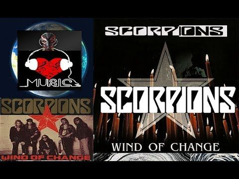 Scorpions Wind Of Change New Art Remake Extended Remix Vito Kaleidos Musica Del Recuerdo Musica