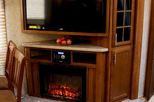 Lacrosse Lite 337rkt With Images Electric Fireplace Shower Cabin Luxury