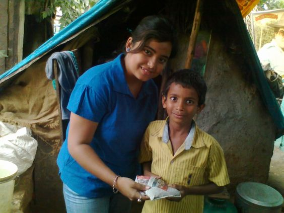 Sponsored by Vinod in Bangalore........................ By Megha and Moumita
