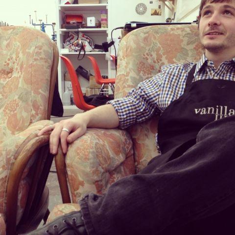Vanilla Ink interviews Vanilla Inker and jeweller Robin Bell.