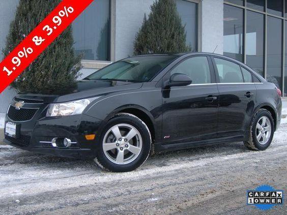 2011 Chevrolet Cruze LT - SOLD - http://www.applechevy.com
