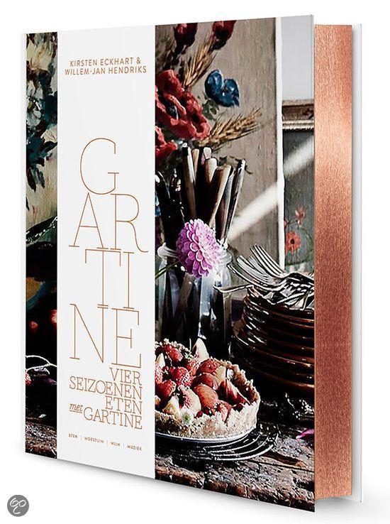4 seizoenen koken met Gartine
