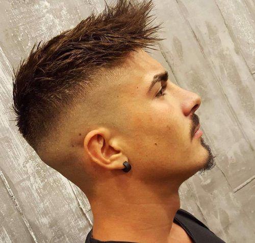 Faded Haircut With Sharp Edges Mens Haircuts Fade Fade Haircut Haircuts For Men