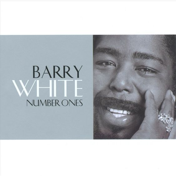 Barry White - Number Ones (CD)
