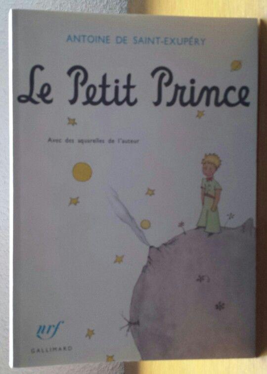 Le petit prince, et couché dans l'herbe, il pleura.