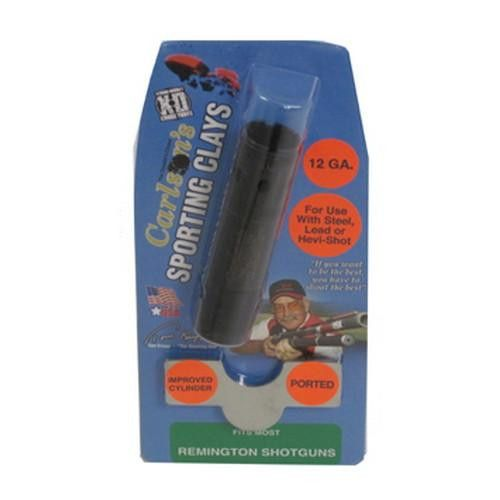 Remington Ported Sporting Clay Choke Tubes - 12 Gauge, Improved Cylinder