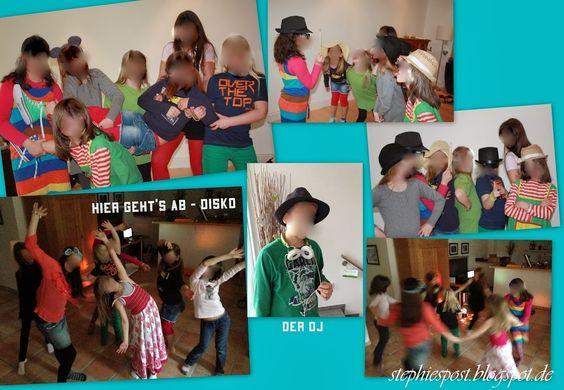 Fotoshooting-Party zum Geburtstag für große Mädchen. Eine tolle Geburtstagsfeier für Mädchen ab 8 Jahren. Deko, Vorbereitung und Tipps zum Essen und Gestalten.
