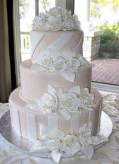 Meu Casamento: Bolo de casamento
