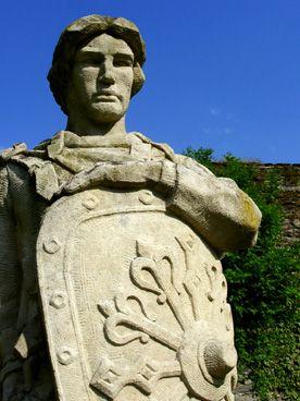 Godfrey of Bouillon Belgium