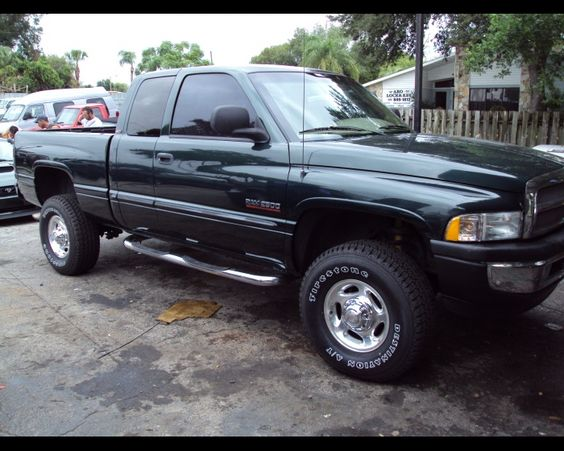 2000 dodge ram 2500 diesel 4x4. Black Bedroom Furniture Sets. Home Design Ideas
