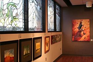 The covey center for the arts 425 W. Center St. Provo m-Th 10am-6pm free