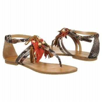 Chinese Laundry Ginger Snap Sandals (Tan Tan Multi) - Women's Sandals - 8.0 M