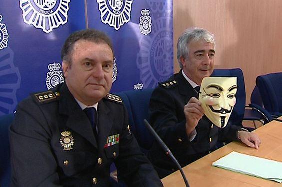 Comienza el primer juicio en España contra tres activistas que utilizaron la identidad colectiva Anonymous https://t.co/ZsCMHH3xHB #España