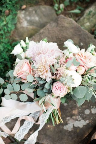 Decoración de boda rosa y verde menta - Boda elegante y alegre 5