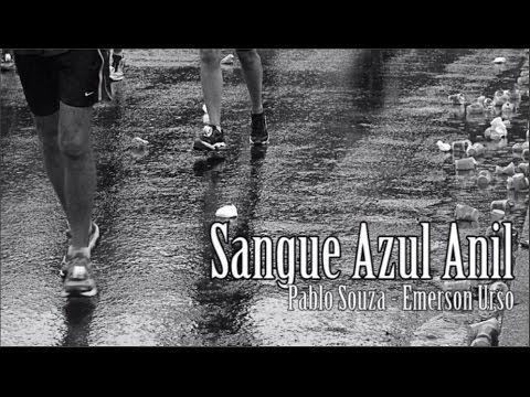 Lyric Vídeo - Sangue Azul Anil (Pablo souza - Emerson Urso)
