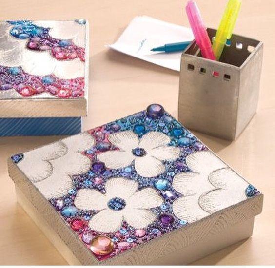 Idea: use gems