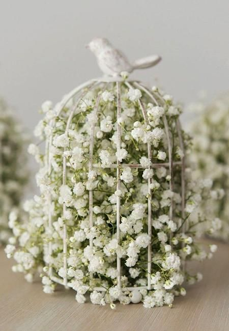 modern interior design trends, these would make cute wedding table decorations!