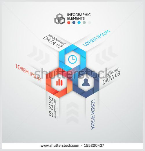 Modern business step origami style options banner, vector illustration, can be used for workflow layout, diagram, number options, step up options, web design, banner template, infographic
