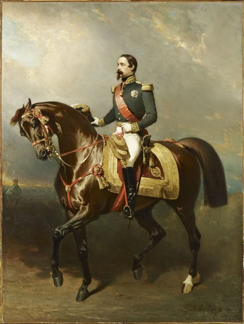 Napoleon artworks and libraries on pinterest for Napoleon horse painting