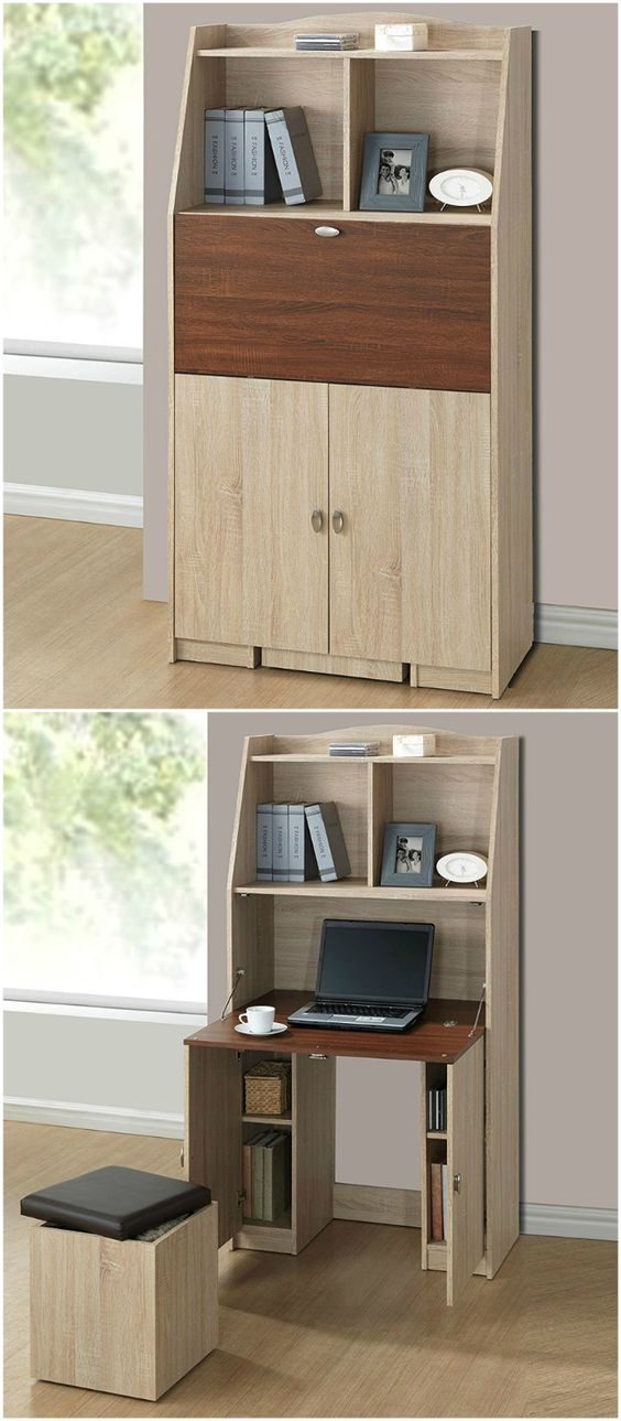 Convertible furniture: 10 ingenious solutions for small spaces - Living in a shoebox
