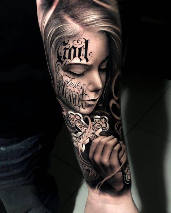 Sleeve Tattoo Idea In 2020 Tattoo Styles Tattoo Designs Tattoos