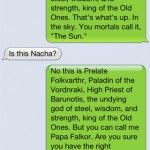 Wrong Number, Mortal…