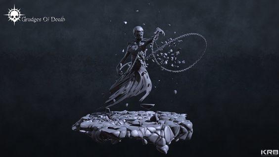 Ghost, Vincent DUFOUR on ArtStation at http://www.artstation.com/artwork/ghost-a3699d5f-993b-4068-82f5-b99a728d9af8