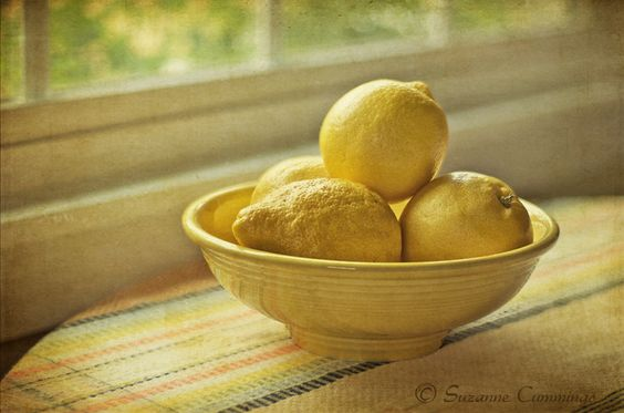 When life gives you lemons...take a picture.