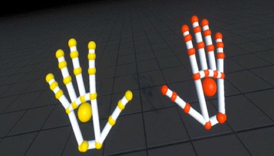 Leap Motion Goes VR With Orion