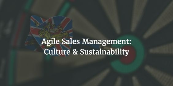 Agile Sales Management