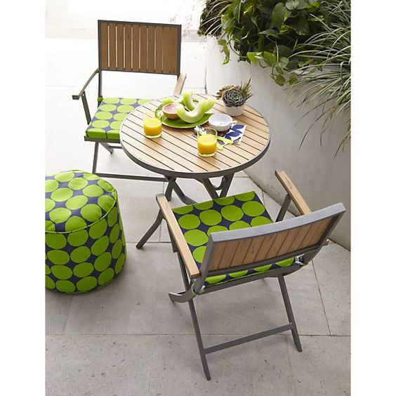 Crate And Barrel Folding Dining Table Images How To Build