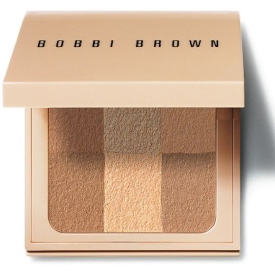Bobbi Brown Nude Finish Illuminating Powder Golden Brand new, full size .23 oz in shade golden. Nude Finish Illuminating Finishing Powder 100% authentic new & unused.  Retails for $50 •Subtle and natural, this ultra-soft, translucent pressed powder instantly gives skin a lit-from-within glow with a natural blend of skin-brightening botanicals and light-reflective powders. •Ideal for Very Light to Light skin tones. •Features varying levels of pearlescent pigments in skin tone-correct shades…