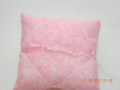 FAVOS DE MEL.: tulipas de tecido