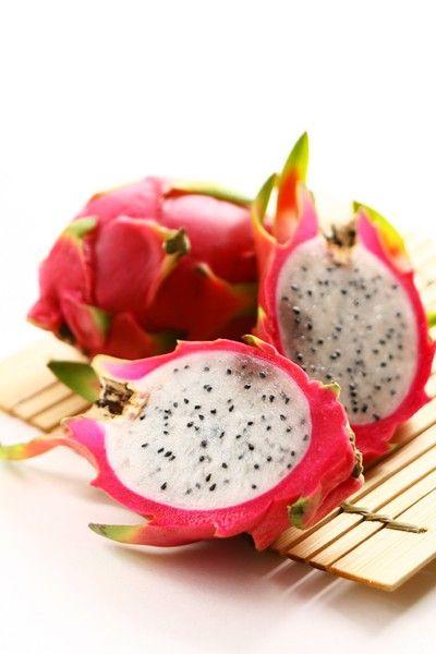 Tag 1/3: Dragonfruit schmeckt super lecker und auch für andere exotische Früchte ist Platz an Tag 1/3!